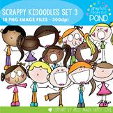 Scrappy Kidoodles Set 3