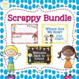 Scrappy Kids Bundle Big Dots