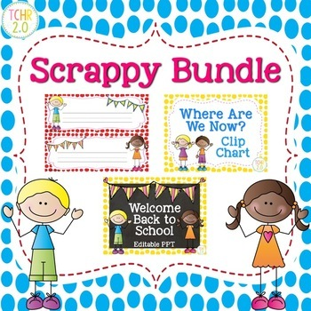 Scrappy Kids Bundle