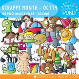 Scrappy October