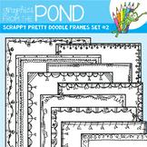 Scrappy Pretty Doodle Frames Set 2