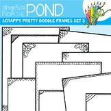 Scrappy Pretty Doodle Frames Set 5