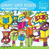 Scrappy Super Readers