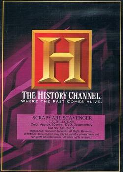 Scrapyard Scavenger La Guillotine DVD