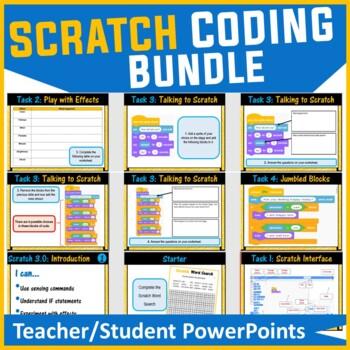 Scratch Online (v2.0) The Entire Lesson Plans Bundle – Updated 2018