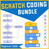 Scratch Programming 3.0 Lesson Plans Bundle: Updated for 2019 (Lifetime Updates)