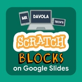 Scratch 3.0 Blocks on Google Slides