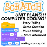 Computer Coding with Scratch 3.0 Computer Coding | Unit 1