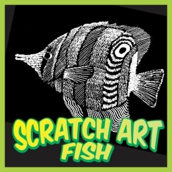 Scratch-Art Fish Project