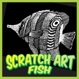 Scratch-Art Fish Project