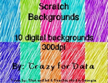 Scratch Backgrounds