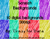 Scratch Backgrounds