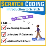 Scratch Coding Programming - Introduction to Scratch Lesson (Scratch 3.0)