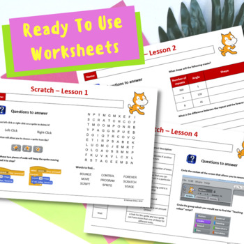 Scratch Beginners 6-week complete unit of work