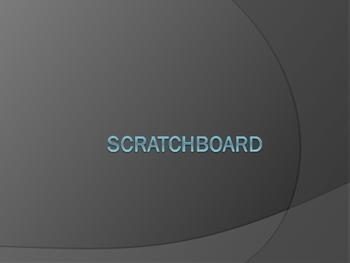 Scratch Board Power Point