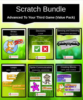 Scratch Bundle: Advanced To Your Third Game (Value Pack)