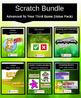 Scratch Bundle: Basics, Intermediate, Advanced (Super Value: 242 pages)