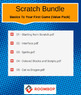 Scratch Bundle: Basics To Your First Game (Value Pack)