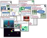 Scratch Bundle: Projects I-IX