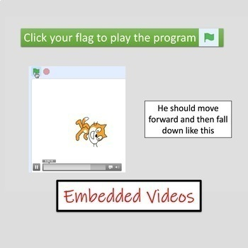Scratch Coding Lesson 1: Getting Started