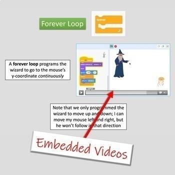 Scratch Coding Lesson 10: Lists