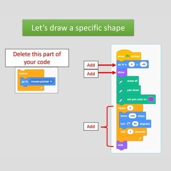 Scratch Coding Lesson 6: Drawing
