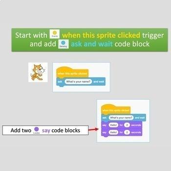 Scratch Coding Lesson 7: Conditionals