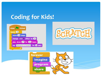 Scratch Coding Program Beginner Guide - Command List with Descriptions