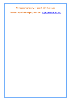 Scratch Coding Project Checklist