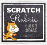 Scratch Coding Rubric CS First