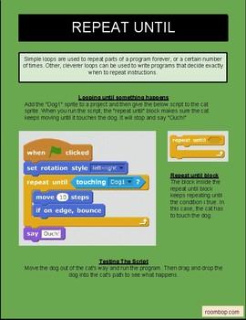 Scratch: Complex loops (Advanced #4)