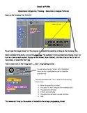 Scratch Computer Programming CCSS 4.OA.5 - Count with Me!