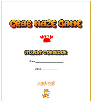 Scratch - Crab Maze Project