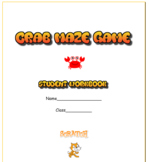 Scratch - Crab Maze Project
