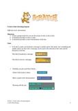 Scratch - Create a basic drawing program