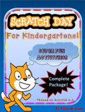 Scratch Day - Complete package- For Kindergartens+ Beginners