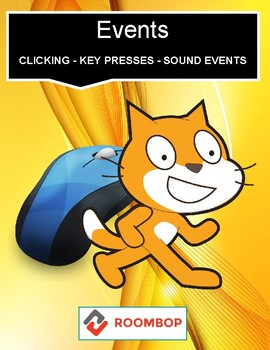 Scratch: Events (Intermediate #4)