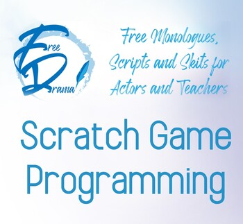 Scratch Game Programming Introduction with Quiz Questions (PDF version)