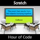 Scratch Hour of Code Vocabulary Jeopardy Word Game