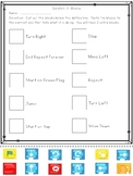 Scratch Jr. Blocks Cut and Paste Digital Version Google Classroom