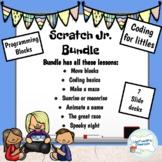 Scratch Jr. Coding lessons bundle