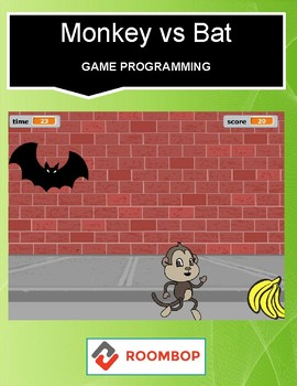 Scratch: Monkey vs Bat - Game Programming (Advanced #7)