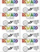 Scratch-Off Behavior Reward Tickets