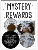 Scratch-Off Mystery Reward Cards