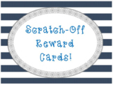 Scratch-Off Reward Cards!
