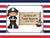 Scratch-Off Reward Tickets