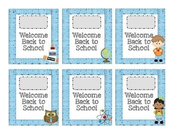 Scratch Off Rewards Back to School