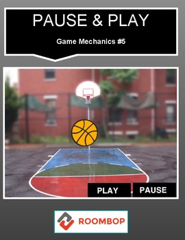 Scratch: Pausing (Game Mechanics #5)