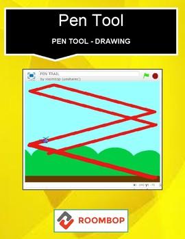 Scratch: Pen Tool (Intermediate #6)