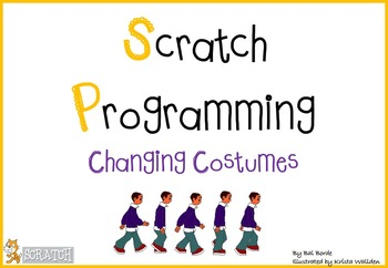 Scratch Programming - Changing Costume